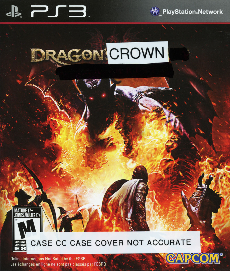 Project 1051 Dragon S Crown